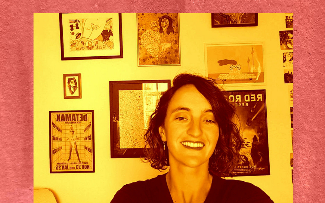 MARIE CAZÈRES, ART HOUSE WOMEN INTERVIEW